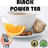 Ароматизатор Inawera BLACK POWER TEA (Имбирный чай с апельсином)