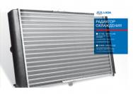 Радиатор ВАЗ 2170 Приора с климатической установкой Panasonic