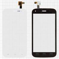 Сенсорный экран для мобильного телефона Explay A500, белый