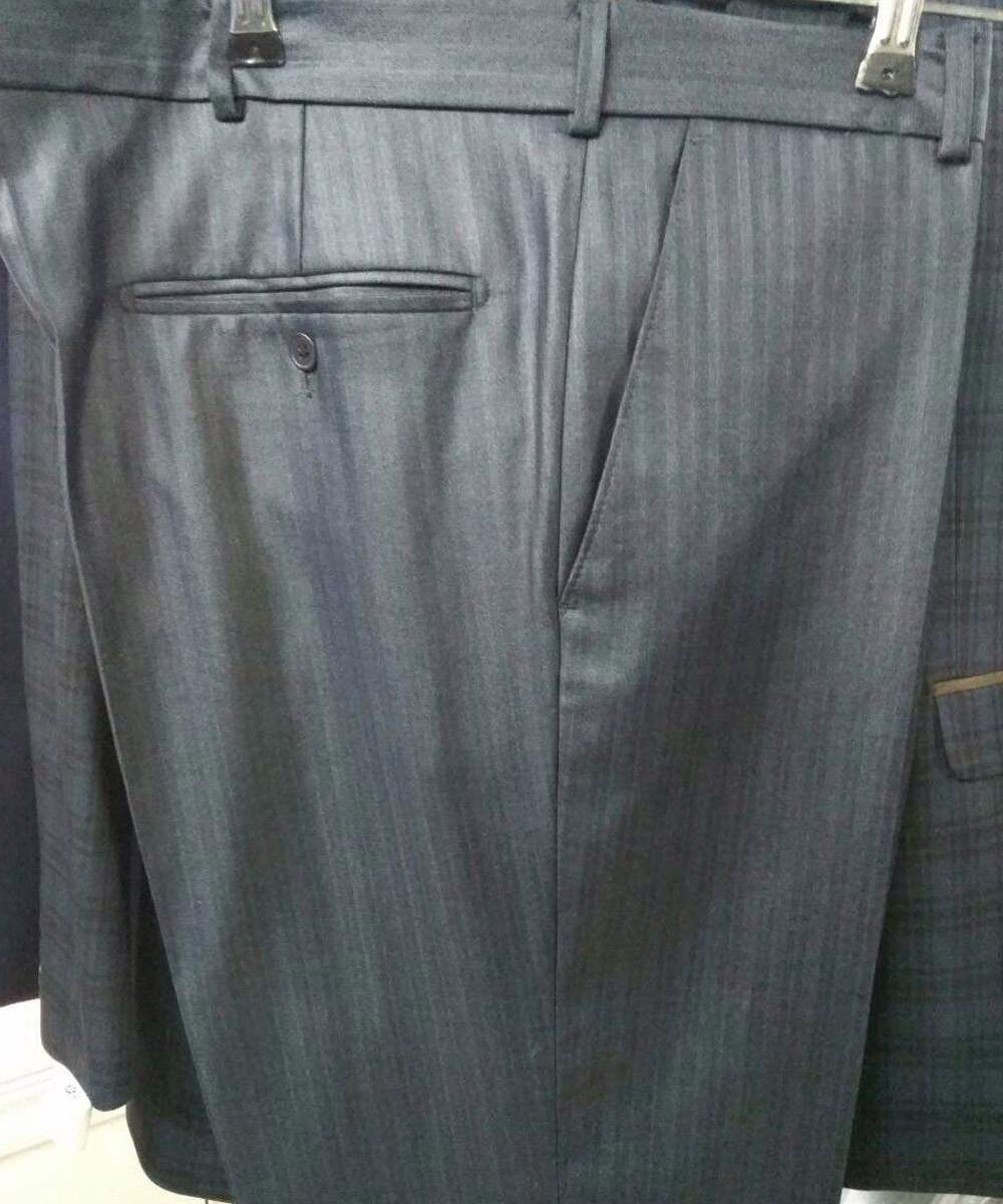 Мужские брюки West-Fashion модель А-907 синий