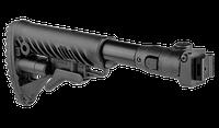 Складывающийся телескопический приклад для АКС-74,АКСУ-74 Fab Defense M4-AKS