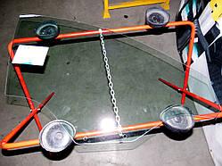 Скло передньої лівої двері для Chevrolet (Шевроле) Captiva (06-)