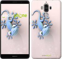 """Чехол на Huawei Mate 9 Гекончик """"1094u-425"""""""