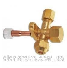 """Сервисный клапан СН-603-06-B (3/8"""")"""