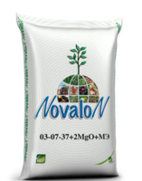 Новалон 03-07-37+2MgO+МЕ 25 кг