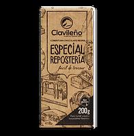 Шоколад черный Especial Reposteria Clavileno 200 гр.