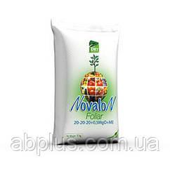 Новалон Foliar 20-20-20+0,5MgO+МE 10кг
