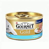 Gourmet Gold (Гурмет Голд) паштет с тунцом