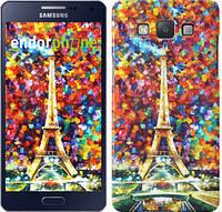 """Чехол на Samsung Galaxy A5 A500H Париж """"830c-73"""""""
