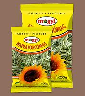 """Насіння соняшника солене, смажене """" Mogyi """" (200 г)"""