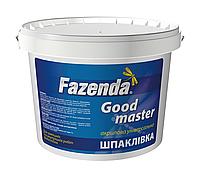 Шпатлевка акриловая Fazenda Good Master 0.5 кг. (орех)