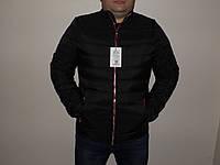 Мужская куртка черная.