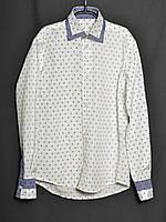 Рубашка Ричи х/б белая
