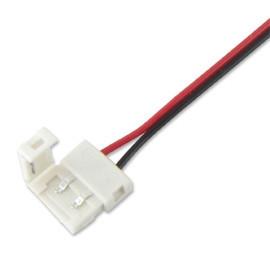 Соединительный кабель с коннектором 10мм  для led ленты 5050