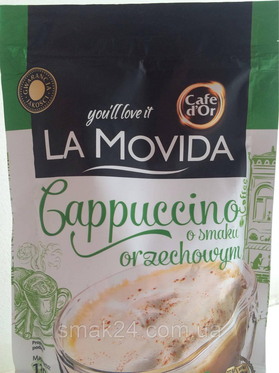 Капучино La Movida Cafe dOr с ореховым вкусом Польша 130г