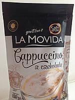 Капучино La Movida Cafe dOr с шоколадным  вкусом Польша 130г