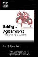 Fred A. Cummins Building the Agile Enterprise: With SOA, BPM and MBM (The MK/OMG Press)