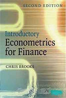 Introductory Econometrics for Finance (Information Technology & Law S)