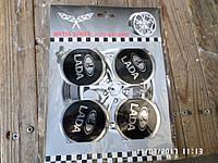 Наклейка эмблема LADA на колесный диск / колпак d 60 мм