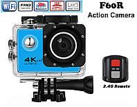 Экшн камера F60/F60R Ultra HD 4К Wi-Fi 2.0 экран, фото 1