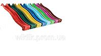Горка детская пластиковая скользкая спуск 2,2м КВТ