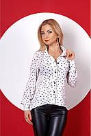 Красивая модная женская рубашка блуза в ассортименте