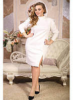 Женское весенее платье Авангард размер 48-72