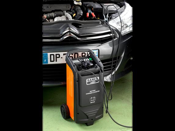 Пуско-зарядное устройство аккумуляторов, Bahco, BBC420, фото 2