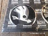 Наклейка эмблема SKODA на колесный диск / колпак d 60 мм , фото 2