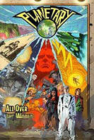 Warren Ellis Planetary Vol. 1: All Over the World and Other Stories