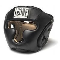 Детский Боксерский шлем Leone Junior Black S