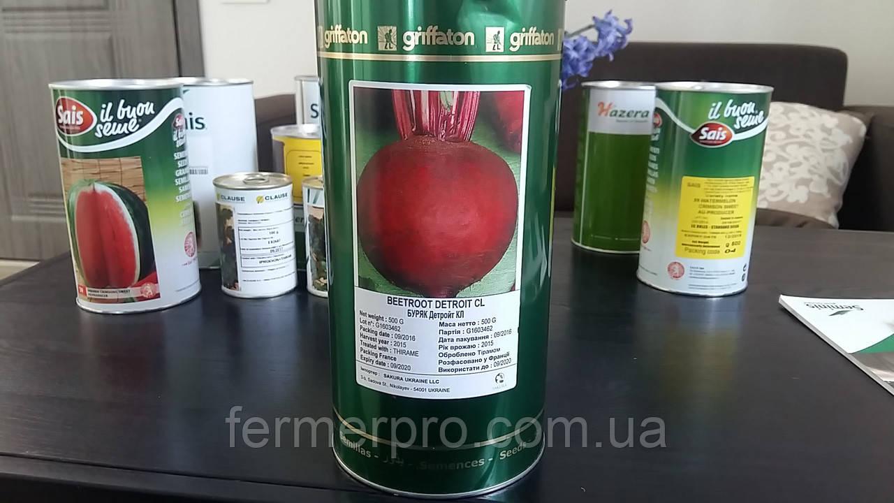 Семена свеклы Детройт 0.5 кг Griffaton