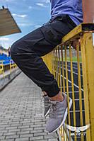 Штаны карго мужские, брюки, супер качество FF черные