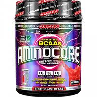 Купить всаа ALLMAX Nutrition AminoCore BCAA, 462 g