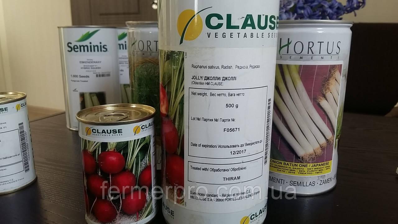 Семена редис Джолли \ Jolly 0.5 кг Clause