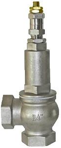 Предохранительный клапан для котла Идмар kw-gsn