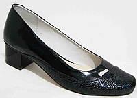 Туфли женские большого размера кожаные, женские туфли 40-44 от производителя модель МИ9411-6