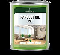 PARQUET OIL 2K Паркетное масло 2К (глянец 30)