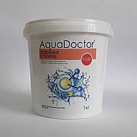 AquaDoctor С–60 | Шок хлор в гранулах (1 кг)