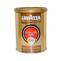 "Кофе молотый ""Lavazza Qualita Oro"" 250 г (банка)"