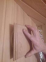 Високотемпературний вентилятор MMOTORS ММ-S 100 (+140°С) ДЛЯ ЛАЗНІ ( з дерев'яною накладкою)