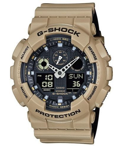 Часы мужские Casio G-Shock GA-100L-8AER