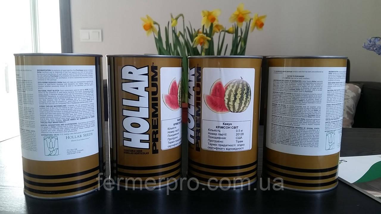 Семена арбуза  Кримсон Свит 0,5  кг  Hollar