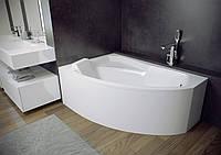 Ванна акриловая RIMA 130х85 BESCO левосторонняя