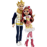 Кукла Ever After High Epic Winter 2-Pack, Daring Charming and Rosabella Beauty Dolls