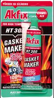 Термо краски и герметики - Термостойкий, бензомаслостойкий герметик-прокладка.
