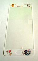 Защитное стекло 3D meizu m3 note Заяц и Медведь Счастье каждый день, фото 1