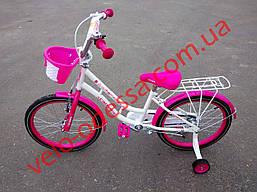 """Детский двухколесный  велосипед CROSSER  Mermeid 16"""""""
