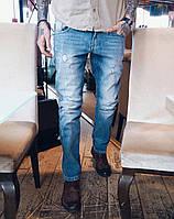 Джинсы Franco Marela 43305 мультисезон стильная мужская одежда, джинсы, брюки, шорты , фото 1