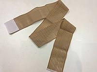 Эластичный бинт для фиксации голени, колена 105 см